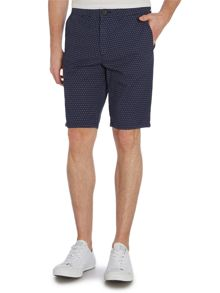 Polka Dot Cargo Shorts