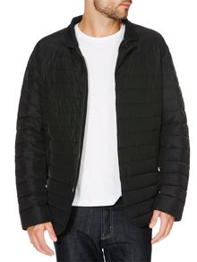 Armani Collezioni Formal Full Zip Bomber Jacket