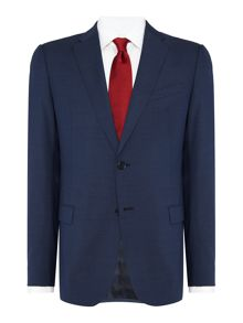 Armani Collezioni Pin Dot Slim Fit Suits