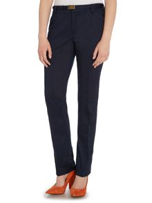 Jobet straight leg trouser with belt