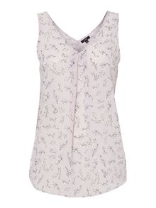 Therapy Cherry blossom vest