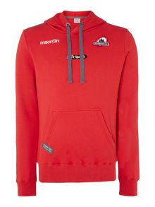 Scottish Rugby Plain Funnel Neck Pull Over Overhead