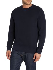 Sacker Rib Crew Neck Sweater