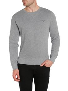 Gant Sacker Rib Crew Neck Sweater