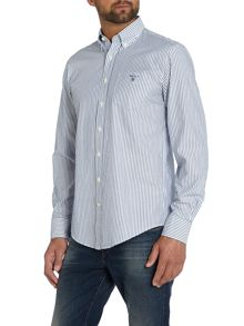 Gramercy Banker Stripe Classic Fit Shirt