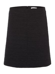 Manou A-line Boucle Tweed Skirt