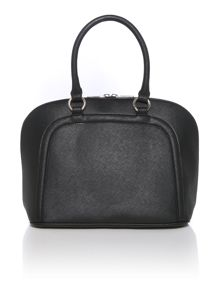 Black saff dome bag
