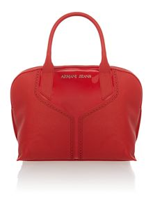 Red eco dome bag