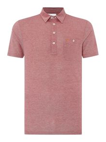 Tennyson Regular Fit Mercerised Cotton Polo Shirt