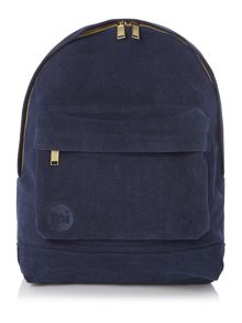 Mi Pac Suede Back Pack