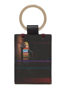 Paul Smith London Mini Car Key Fob