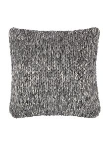 Gray & Willow Marl cushion, grey