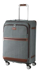 Falconwood 4 wheel medium suitcase