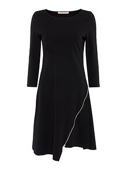 Pennyblack Ravalle jersey zip dress