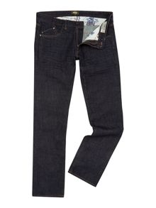 Dark Wash Comet Slim Jeans