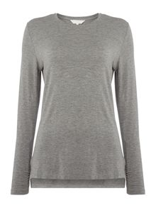 Ana long sleeve luxury essential tee
