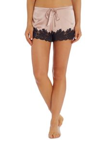 Ginia Shorts With Lace