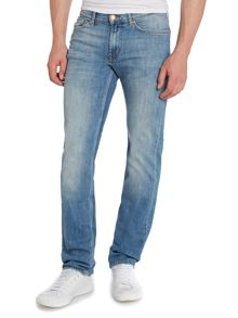 7 For All Mankind `Slimmy` Slim Fit Venice Light Wash Jeans