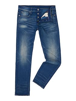 3301 Slim Medium Aged Firro Jeans