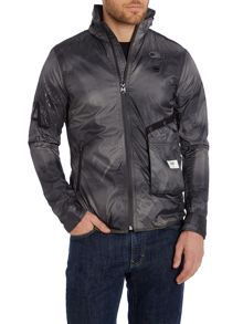 G-Star Nubes Slim Zip Up Field Jacket