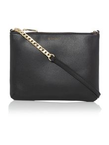 Twiggy black cross body bag