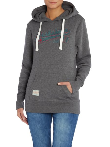 Brakeburn Pullover hooded sweat shirt