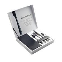 Black Titanium 16pc Set 18/10