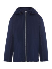 name it Boys Detachable Hood Jacket