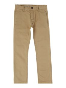 Boys Regular Fit Chinos