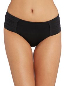 Goddess pleated retro brief