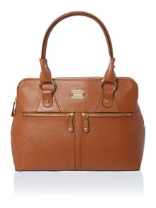 Pippa tan tote bag