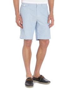 Greenwich Classic Fit Cotton Shorts