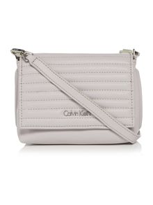 Jo neutral small flap over cross body bag