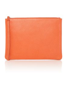 Orange small pouchette