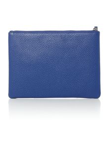 Blue small pouchette
