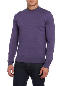 Tommy Hilfiger Clyde Crew Neck Regular Fit Jumper