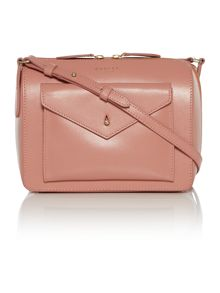Keats grove small pink cross body bag