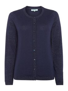 Dickins & Jones Knit Sparkle Cardigan