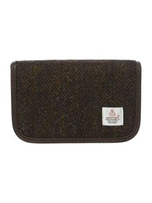 Howick Harris Tweed shoe care kit