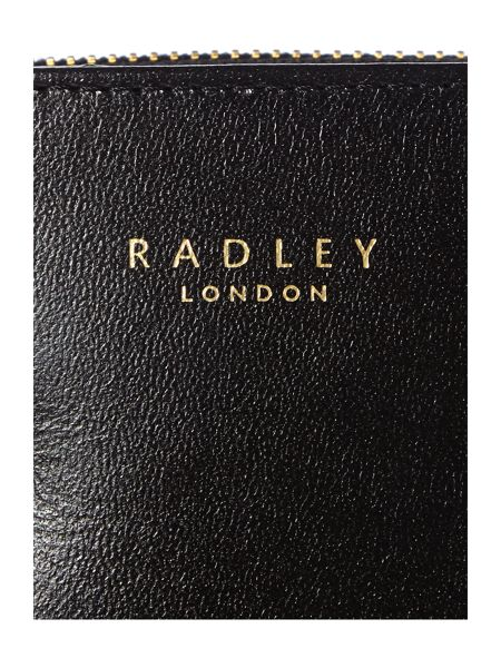 Radley Millbank black medium tote cross body bag