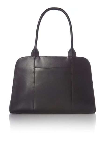 Radley Millbank large black shoulder bag