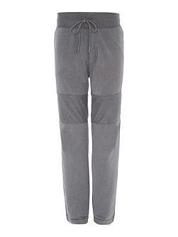 Men's True Religion Tapered Fit Panelled Tracksuit Bottoms
