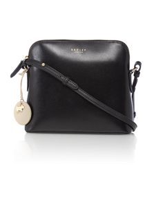 Radley Millbank black small cross body bag