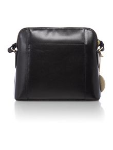 Millbank black small cross body bag