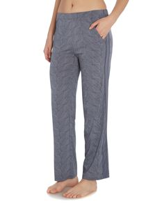 Linea Mayfair Leaf Print PJ Trouser