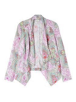 Kashmir Waterfall Jacket