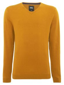 Burton V-neck jumper
