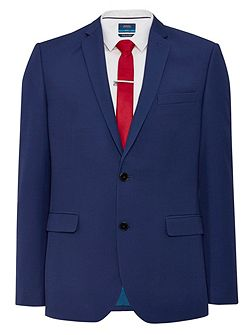 Essential slim fit suit jacket