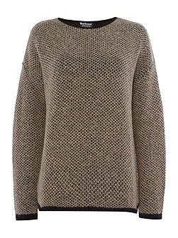 International chicara crew neck jumper