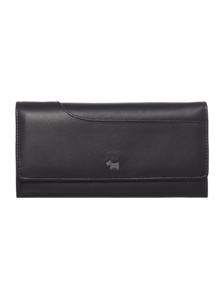 Radley Pocket bag large black flap over purse